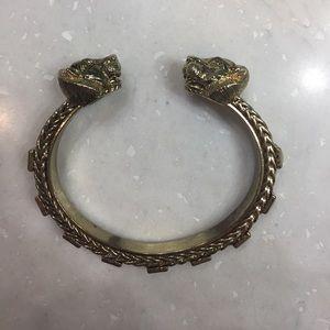 BaubleBar Lion bracelet
